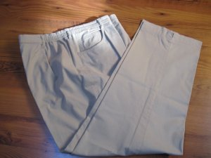 Damen Hose / Damenhose, Gr. 44, beige