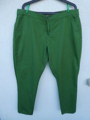 Damen-Hose, grün - Gebraucht