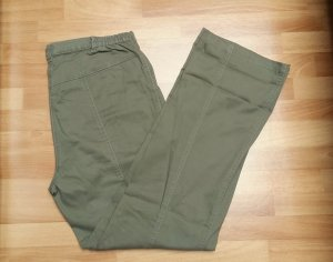 Damen Hose in khaki/ Gr. 42