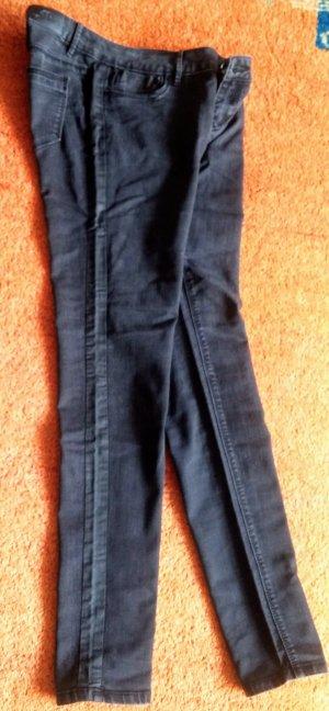 Damen Hose Jeans Stretch Gr.38 in Anthrazit von Orsay