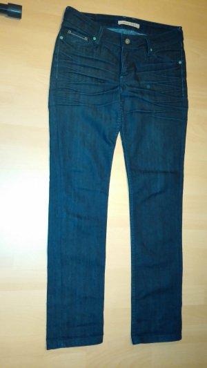 Damen Hose Jeans Trendy in 5 Pocket Form  Gr 40,31/34 in Blau von Indiana 581 TOP