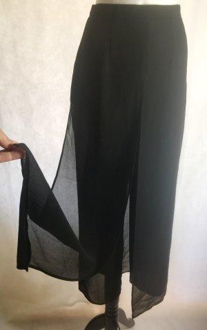 Pantalón palazzo negro