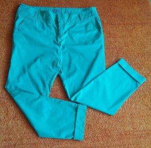 Damen Hose Stretcn Jeans Gr.46 in Mintgrün von MAC