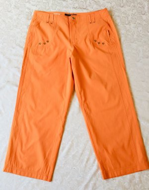 Anna Montana 7/8 Length Trousers orange