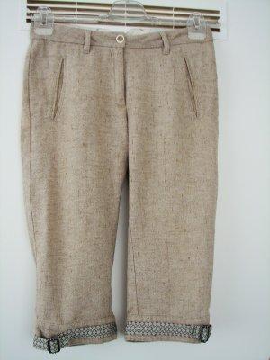 Luis Trenker Pantalone a 7/8 color cammello
