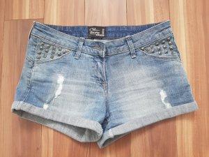 Damen Hotpants kurze Hose Jeans  Gr. 36