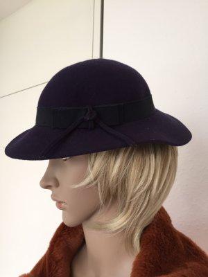 Cappello blu scuro