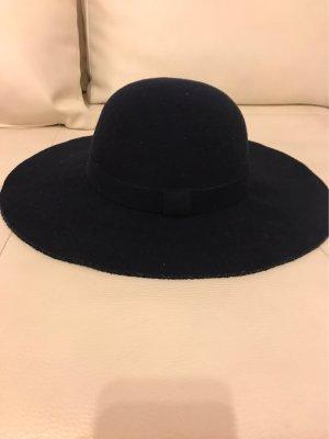 Bijou Brigitte Woolen Hat dark blue