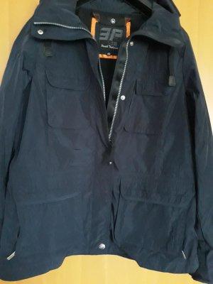 Icepeak Outdoor jack donkerblauw Polyester