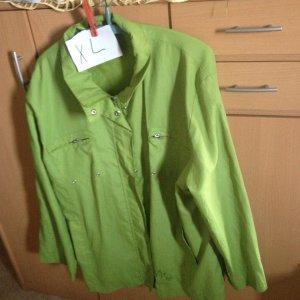 Regenjas groen Polyester