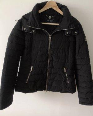 Armani Jeans Hoody black acetate