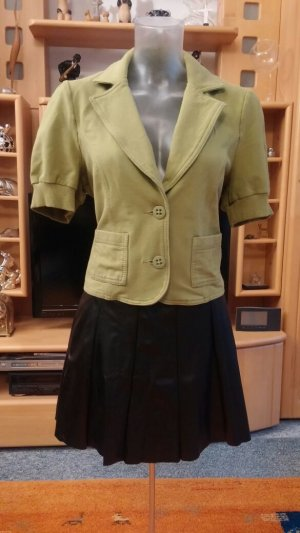 Damen Jacke Blazer Gr. 38 in Grün von S. Oliver .TOP