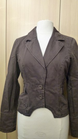Damen Jacke Blazer Wunderschön figurbetont Gr. 38 in Braun von VERO MODA