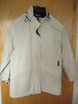 Damen Jacke/  Damenjacke / Wanderjacke / Outdoorjacke  von Goretex, Gr. 42, beige