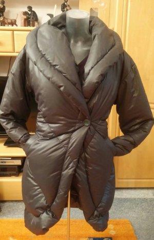 Damen Jacke Designer Daunen Winter Jacke Gr.36 in Grau von Sandwich