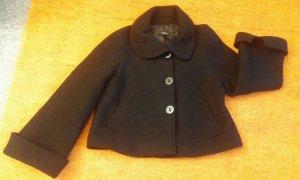 Damen Jacke Designer Woll Blazer weich Gr.40 in Schwarz von Mötivi