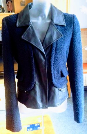 Damen Jacke Elegant Woll Blazer Gr.38 von Ann Christine NW