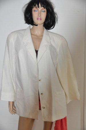 Long Jacket white