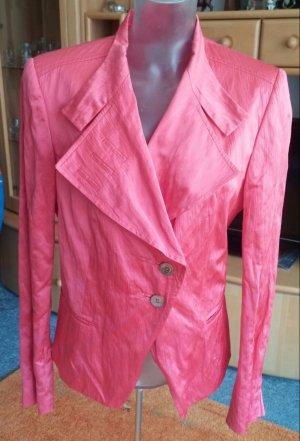 Damen Jacke Kurzblazer Gr.40 in Pink von Tuzzi NW