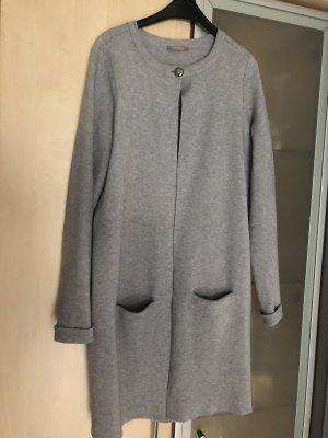 Damen Jacke Mantel Cardigan Grau Gr 36 S Orsay