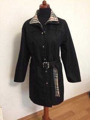 Burberry Trench Coat black cotton