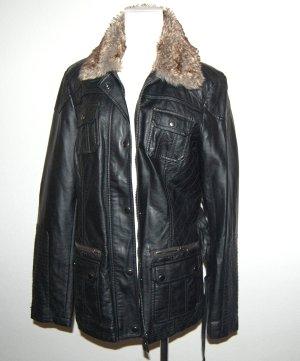 Damen Jacke mit Fellkragen von Esprit Gr.40