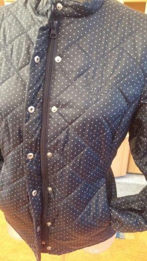 Damen Jacke Moderne Stepp Jacke Gr.S in Blau von Unit NW