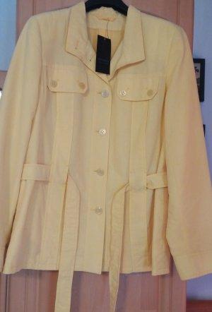 Damen Jacke NEU Moderner Sommer leichter Blazer Gr.40 in Gelb von APANAGE P.149€