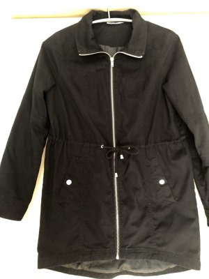 Noisy May Parka zwart