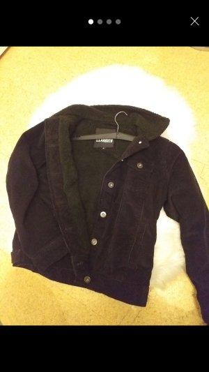 Damen Jacke schwarz XL