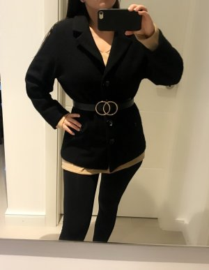 Madeleine Blazer de lana negro