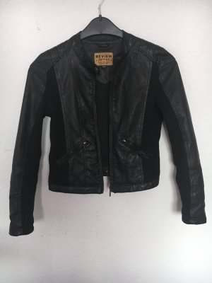 Review Veste noir