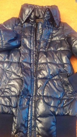 Damen Jacke warm Wattierte Stepp Gr.40 in Blau von Only
