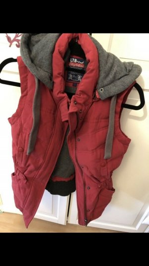 LTB Between-Seasons Jacket red-grey