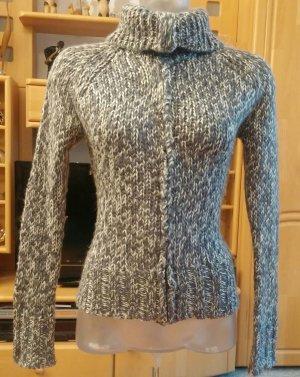 Damen Jacke Winter Wollstrick Gr.S in Mehrfarbig von Authentic Style