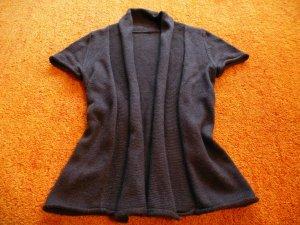 Damen Jacke Wolle strick Weste Gr.34 in Braun von Zero NW