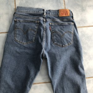 A-Z Tube Jeans anthracite-cornflower blue
