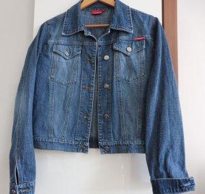 Damen Jeans Baumwolle Sommerjacke