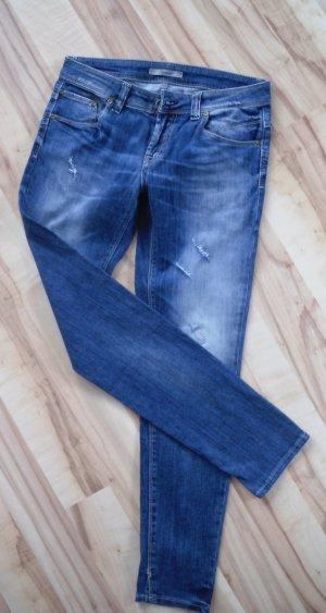 Imperial Wortel jeans blauw