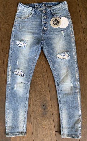 Damen Jeans Blue Monkey Gr.27