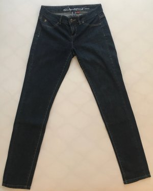 Damen Jeans, Esprit, dunkelblau, Gr. 38 Short