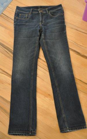 Jones Jeans svasati blu scuro Cotone