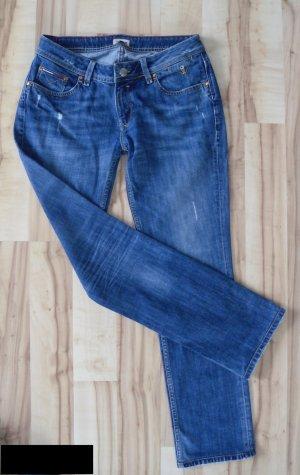Damen Jeans, Hilfiger Denim, Blau, Gr.29-32 (161-AE)