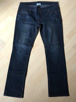 Damen Jeans Hose Blau