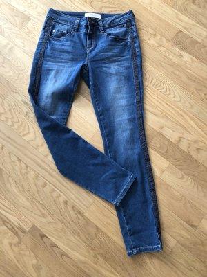Damen Jeans Hose blau StreetOne