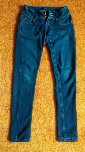 Stretch Jeans blue cotton