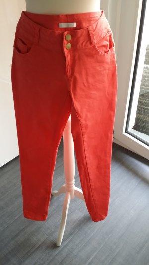 Damen Jeans in Orange von Promod Größe 36