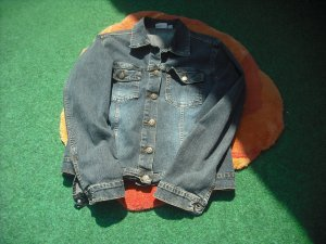 Denim Blazer cornflower blue
