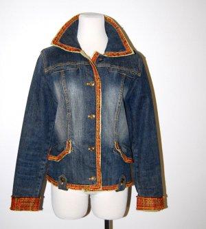 Damen - Jeans - Jacke - blau von Betty Barclay - Gr. 36
