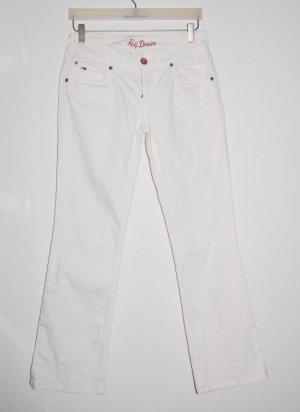 Damen Jeans Mod. Sally in weiss von Tommy Hilfiger - Gr. 36